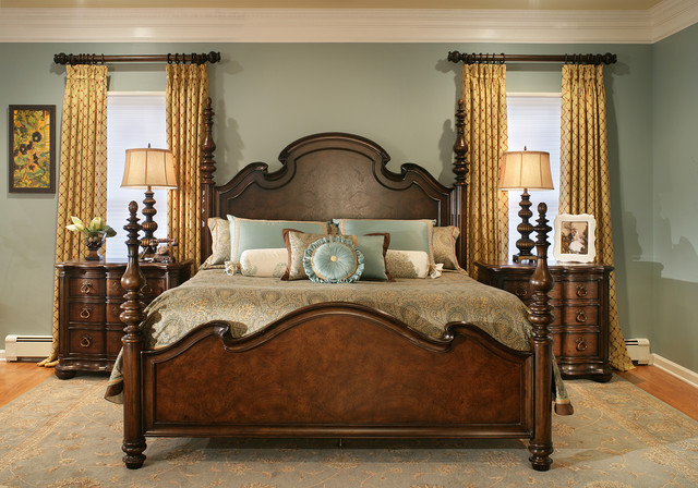 Master bedroom designs traditional bedroom designs for Blue bedroom ideas for couples