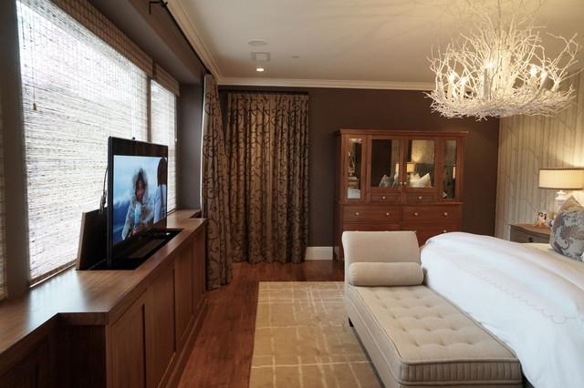 Chesebro Ridge traditional-bedroom