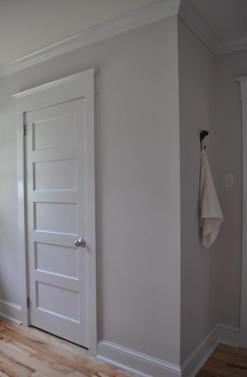 5 Panel Craftsman Style Door