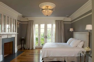 Traditional Bedroom Design By New York Architect Sound Beach Partners Llc