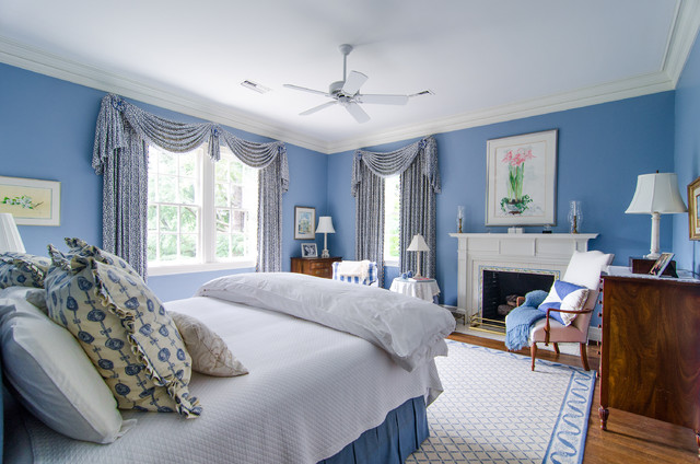 Bedrooms traditional bedroom atlanta by virtual for Hotel design valence