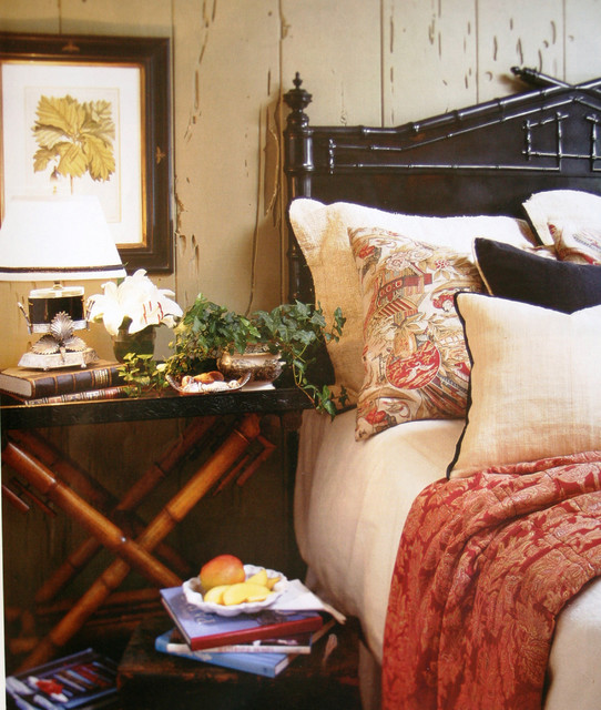 Zuniga Interiors traditional-bedroom