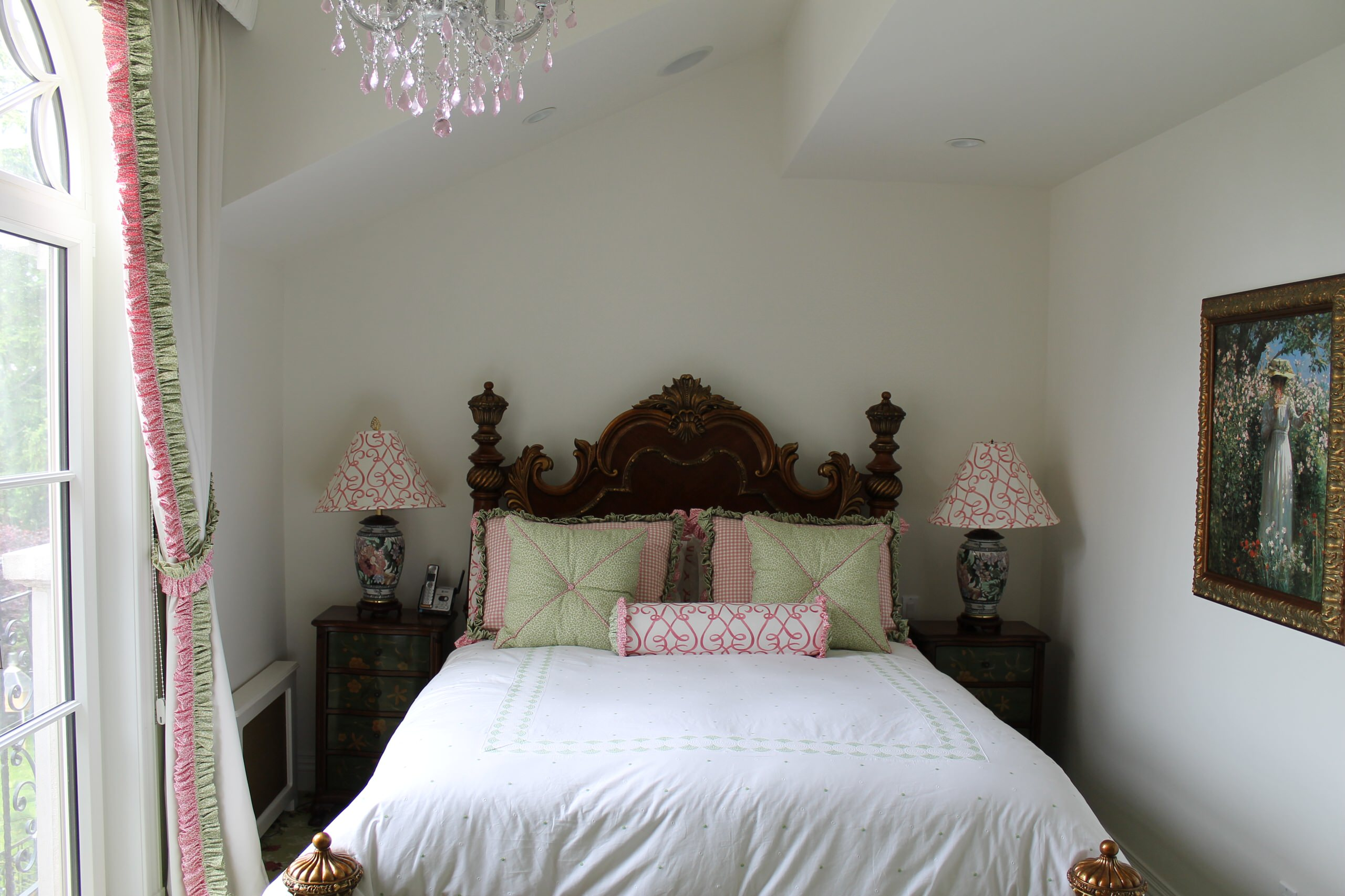 Traditional Guest bedroom Lawrence, NY Home