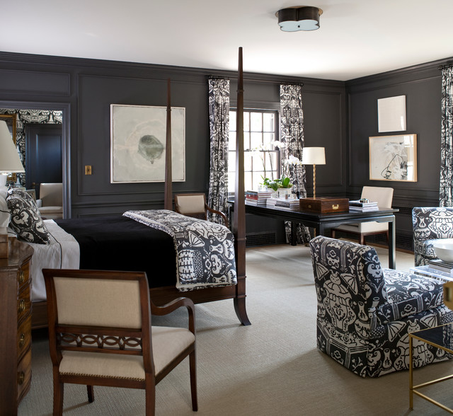 Show House Bedroom Ideas: Traditional Home Show House At Adamsleigh Estate