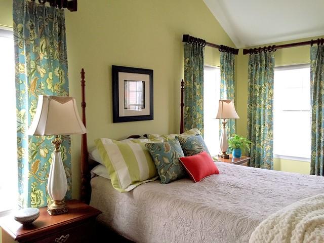 traditional master bedroom update traditional bedroom