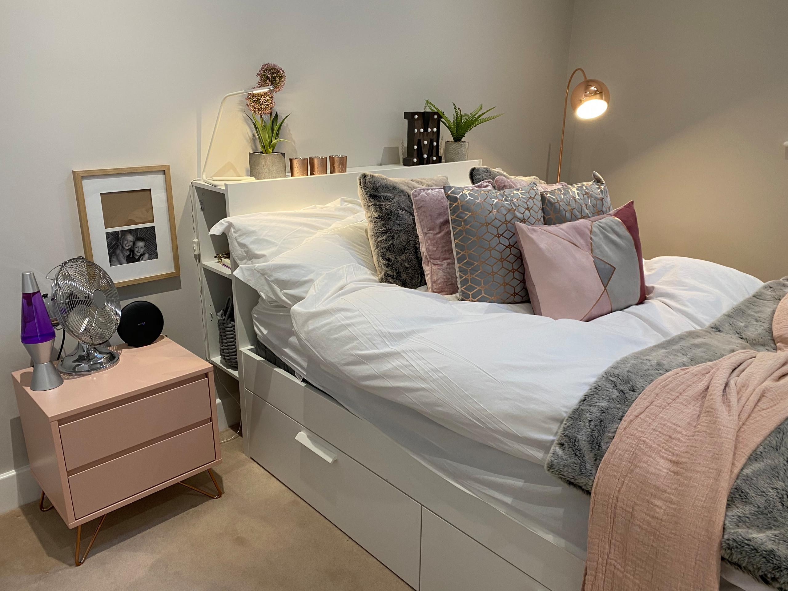 Tranquil Teenage Bedroom