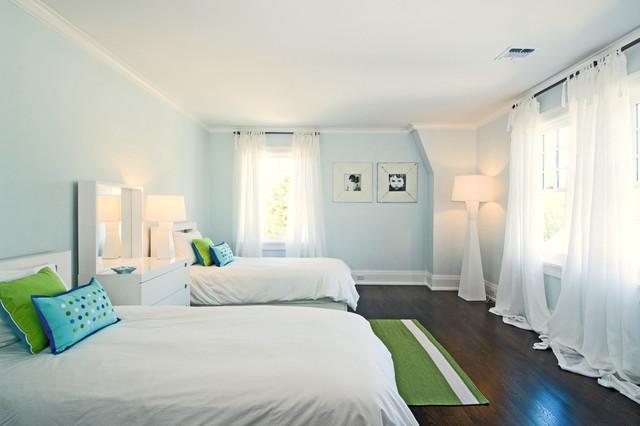 Johnny Lane transitional-bedroom