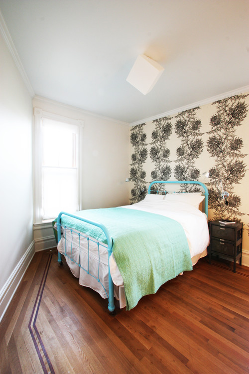 Iron Bed Paint Color