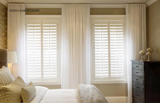 Master Bedroom Transitional Bedroom Boston By