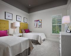 The Isabella II at Mediterra contemporary-bedroom