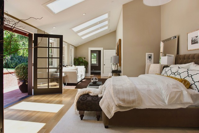 Urrutia Design contemporary bedroom