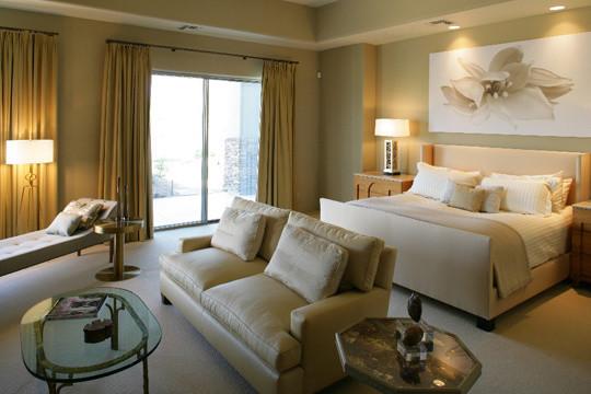 Transitional Design Transitional Bedroom Los Angeles