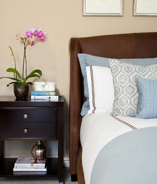 Transitional Master Bedroom Ideas: Transitional Master Bedroom
