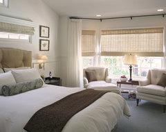 Transitional Master Bedroom traditional-bedroom
