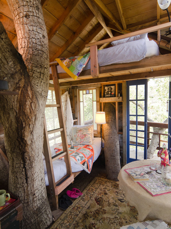 tree house bunk bed home design photos
