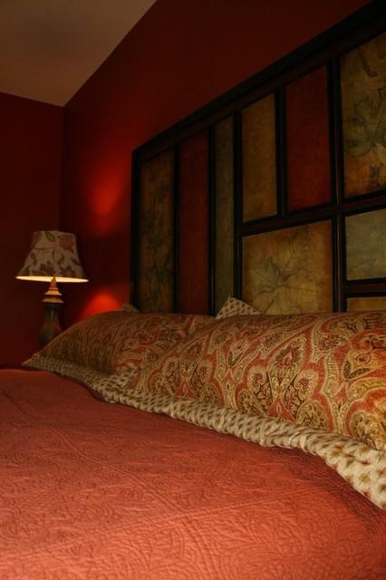 Trillium Model contemporary-bedroom