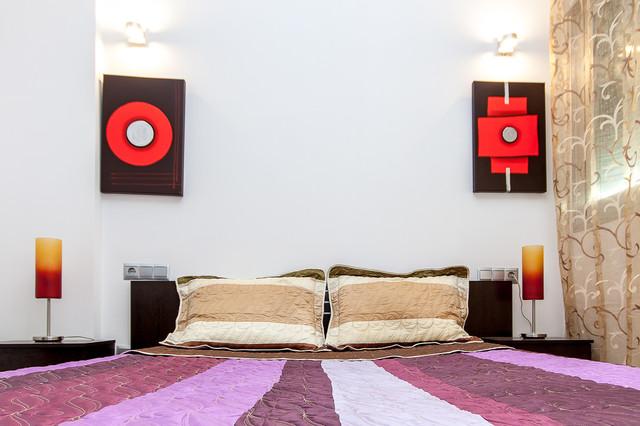 Trinidad modern-bedroom