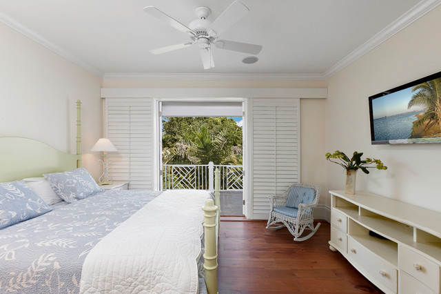 West Indies House Design Tropical Bedroom Miami By