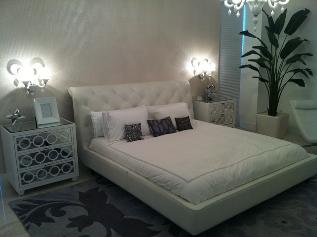 Trump residences contemporary bedroom miami by wasser 39 s exclusive furniture interiors Trump home bedroom furniture
