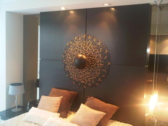 Trump Royal Aventura - modern - bedroom - miami - by Metro Door ...