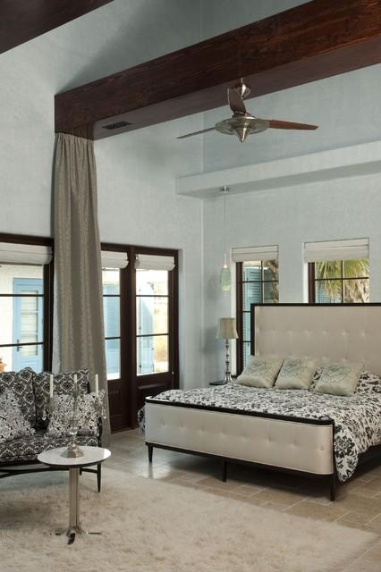 try this mediterranean-bedroom