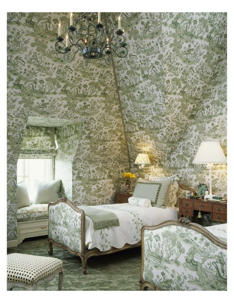 Tucker & Marks traditional bedroom