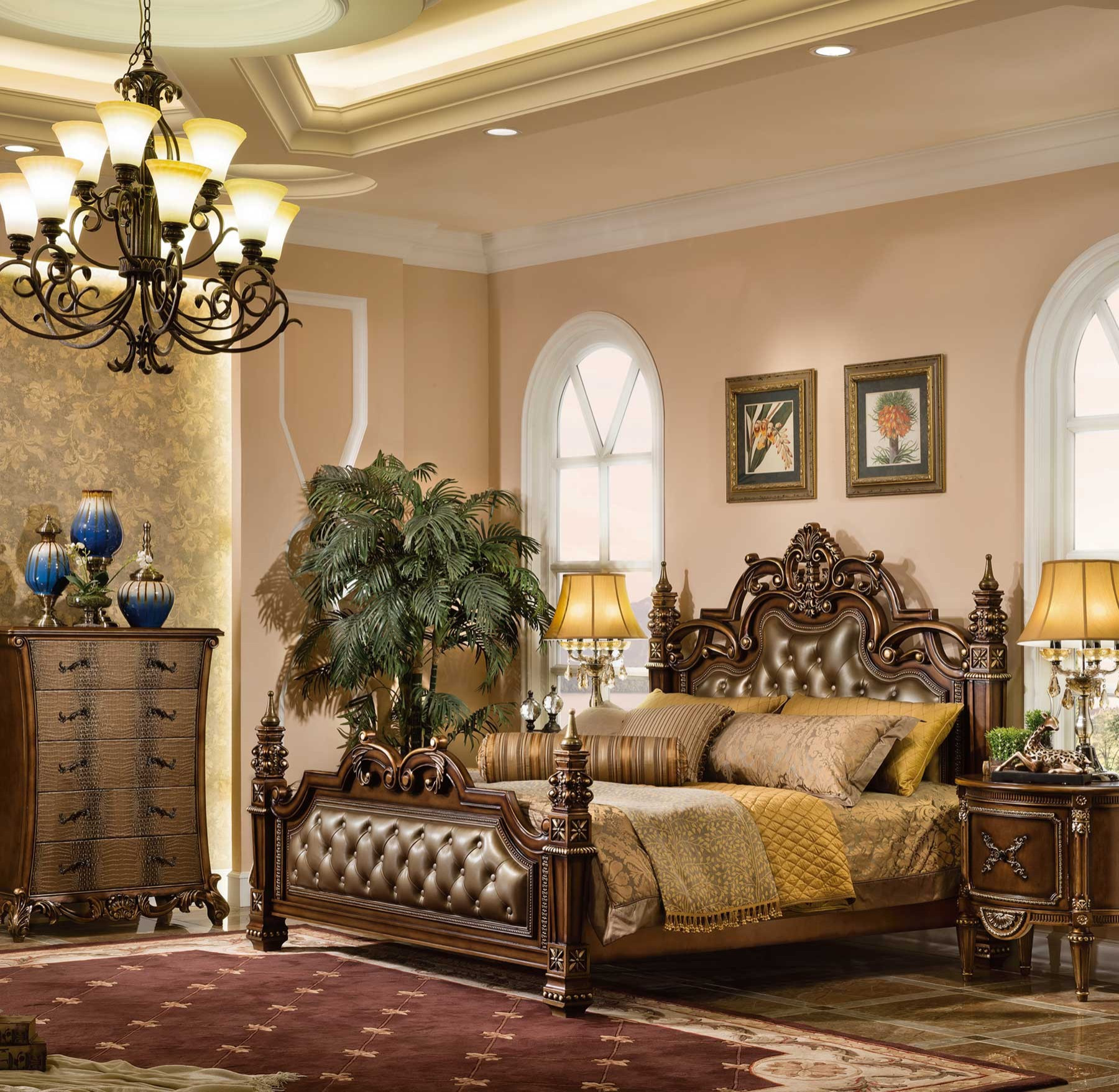 Luxury Bedroom Sets Houzz