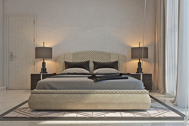 Turnberry Modern Apartment Modern Bedroom Miami By