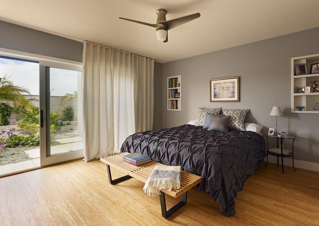 Biddle Residence modern-bedroom