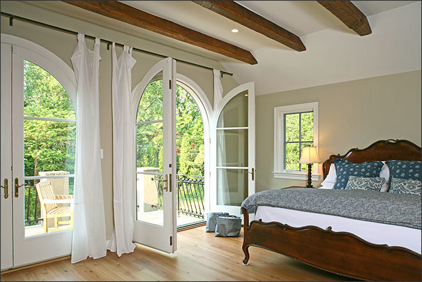 Tuscan Treasur Mediterranean Bedroom Dc Metro By Bowers Design Build