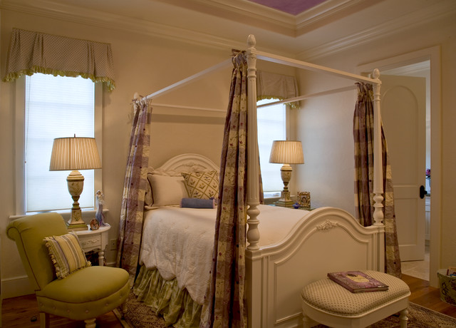 Tuscan Villa traditional-bedroom