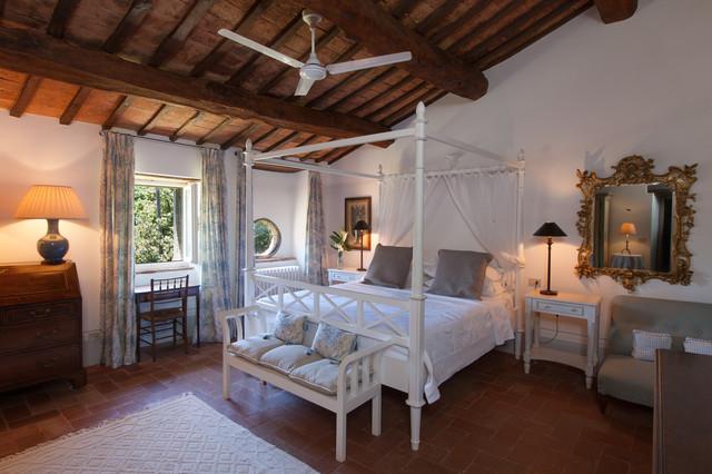 tuscany - shabby-chic style - camera da letto - firenze - di ... - Camera Da Letto Chic