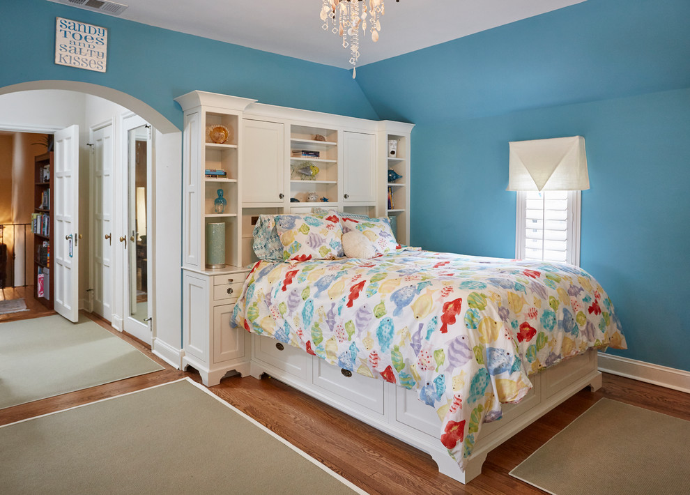Tween Beach Themed Bedroom Ossining Ny Beach Style Bedroom New York By Nurzia Construction Corporation