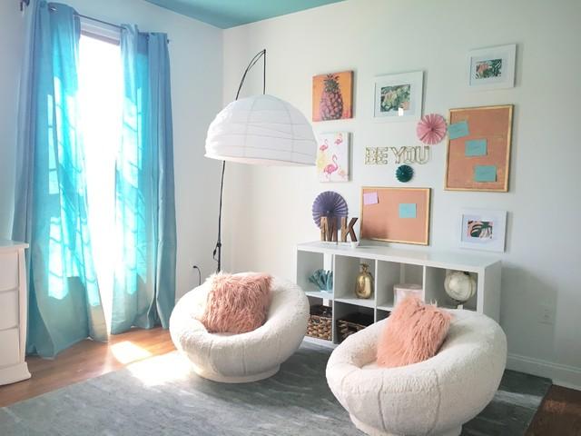 Tween Girls Room - Modern - Bedroom - DC Metro - by Ashley ...