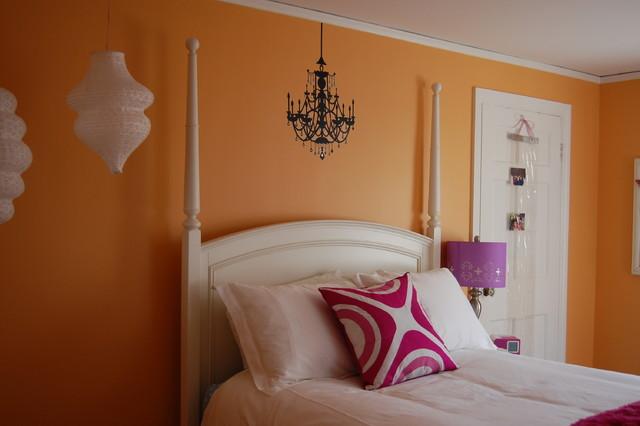 Tween Rooms eclectic-bedroom