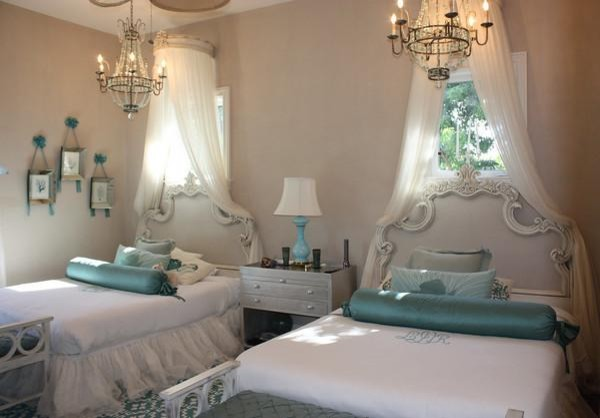 Example Of A Classic Bedroom Design In Other