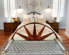 Tyler Karu Ready eclectic bedroom