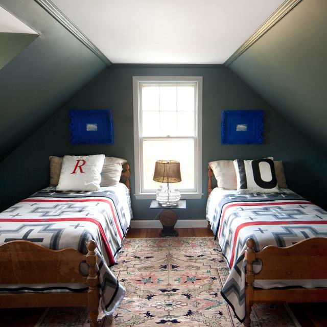 Tyler Karu Ready beach-style-bedroom