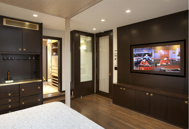 Ultra Modern Master Suite