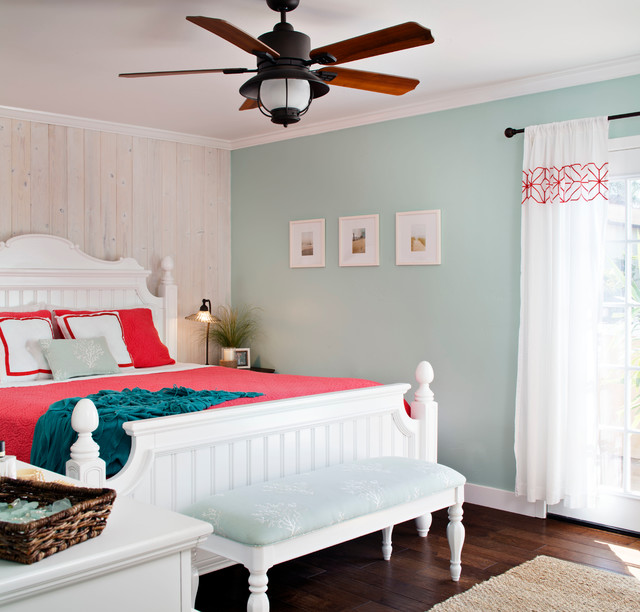 Underwood Residence - Maritim - Schlafzimmer - San Francisco - von ...