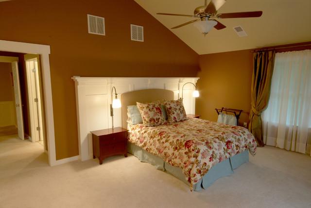 Unique Design Concepts Renovations Traditional Bedroom