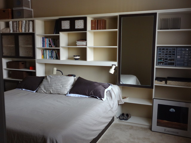 Small Bedroom Storage Solutions Designed To Save Up E
