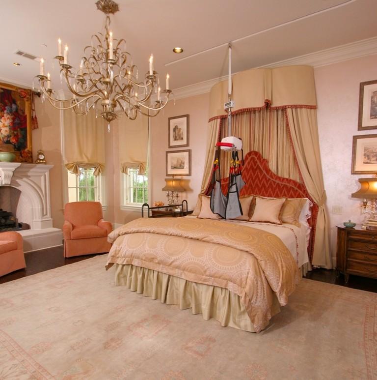 Universal Beauty Master Bedroom
