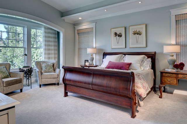University Traditional Bedroom Dallas By Domiteaux