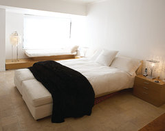 Upper east Mahattan modern-bedroom