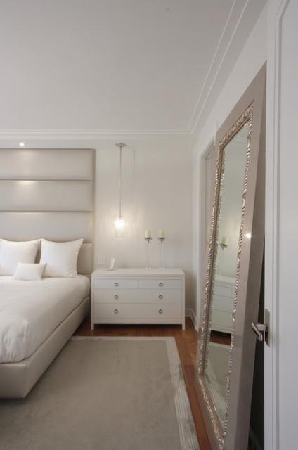 Upper East Side contemporary-bedroom