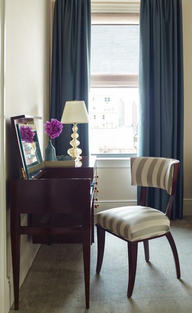 UPPER EAST SIDE traditional-bedroom