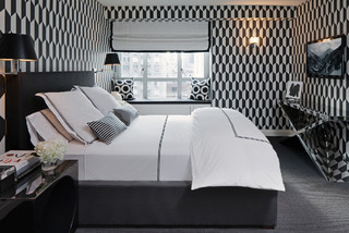 Upper East Side Residence contemporary-bedroom