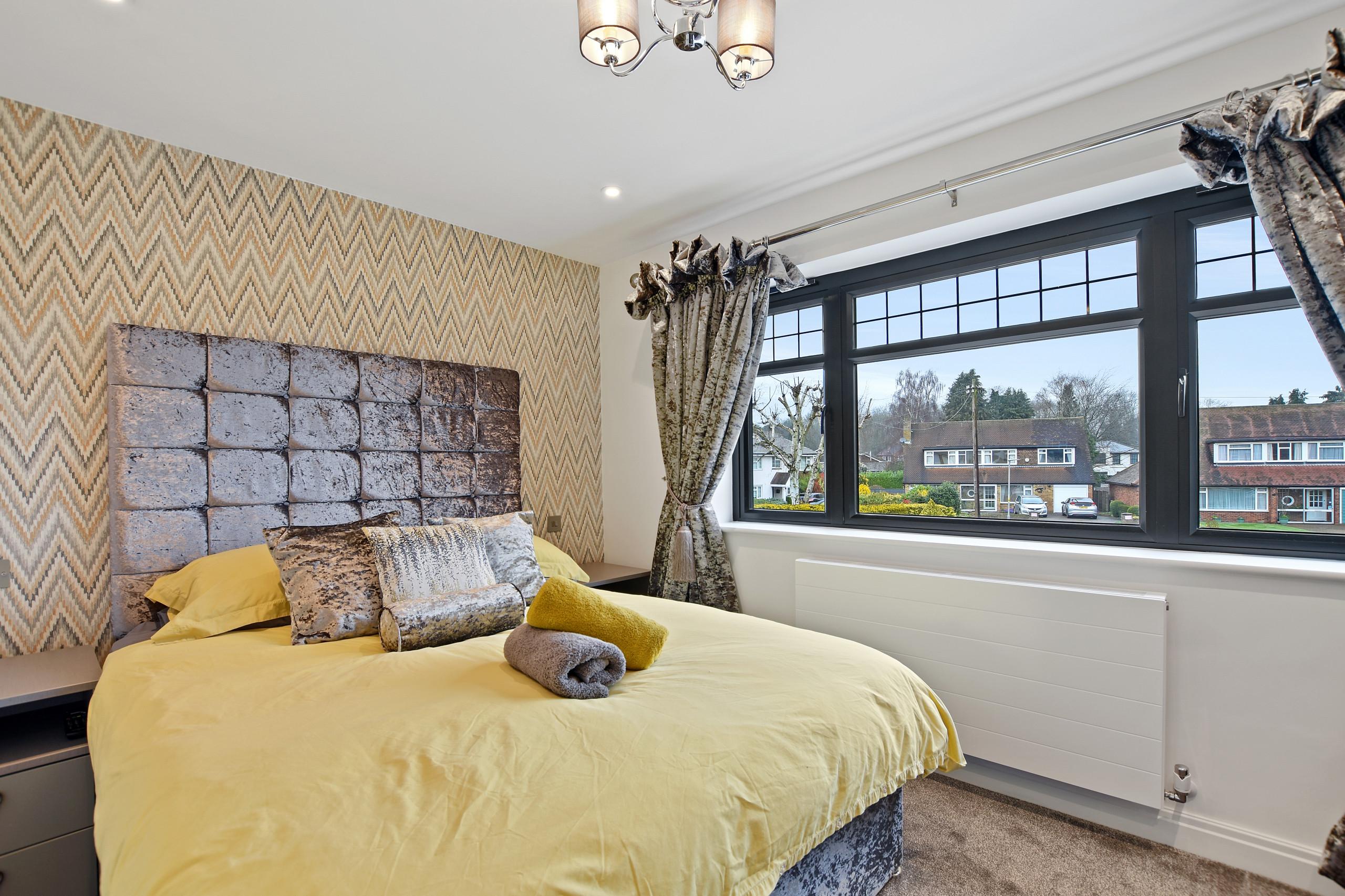 Upper Hill Rise - Bedroom 3