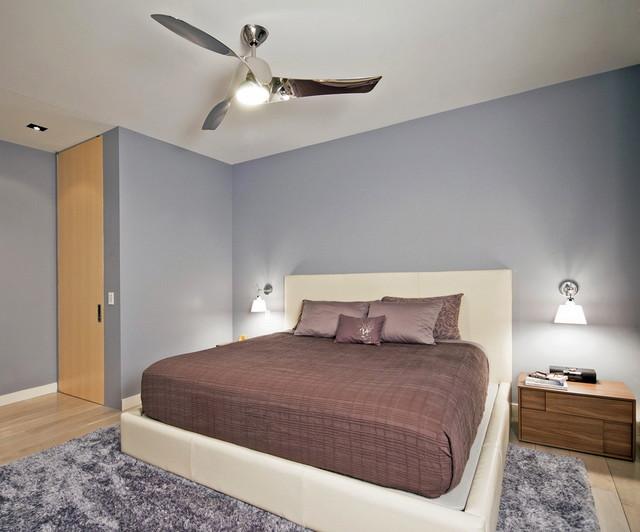 Upper West Side Combo modern-bedroom